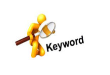 Keyword for Search Engine