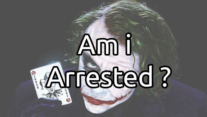 Tamilrockers admin arrested?